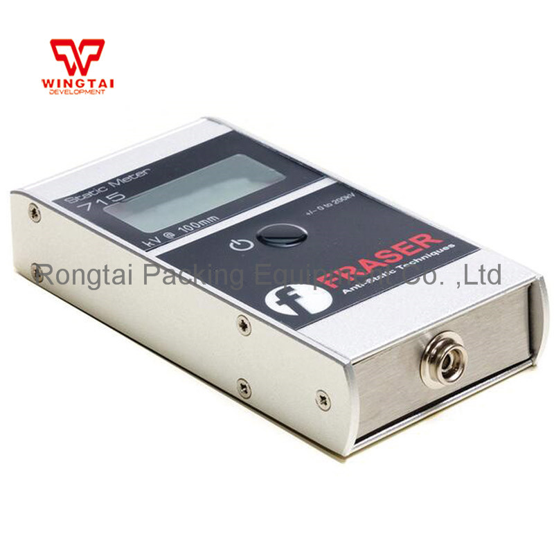 New Handheld UK FRASER 715 Static Electricity Tester Meter,Static Meter а а туганбаев задачи по высшей математике для психологов учебное пособие