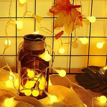Рождественские огни 10 м 5 3 светодиодная гирлянда usb водонепроницаемые