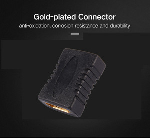 Image 5 - Ataliqi HDMI Female Extender Cable Adapter To HDMI Female Plug Hdmi Extension Cord Connector For 1080P HDTV Hdmi Adapter Cable