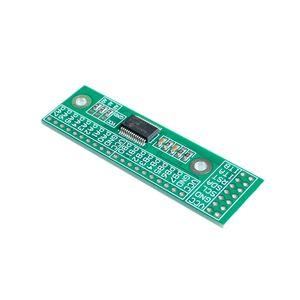 Image 2 - 10 יח\חבילה MCP23017 I2C ממשק 16bit אני/O הארכת מודול פין לוח IIC כדי GIPO ממיר 25mA1 כונן כוח אספקת עבור Arduino