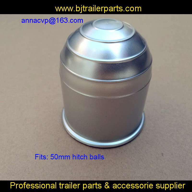Trailer Hitch Ball Sizes >> Us 500 0 500pcs Ball Size 50mm Trailer Hitch Ball Cover Cap Plastic Towball Cover Tow Ball Cover Silver Powder Trailer Parts In Rv Parts