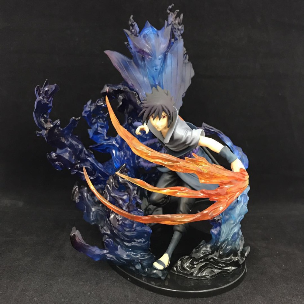Naruto Sasuke Action Figure Figuarts ZERO PVC Model Toy Anime Naruto Shippuden Sasuke Itachi Collectible Toys Figurine 21cm 22cm cool naruto kakashi sasuke action figure anime puppets figure pvc toys figure model table desk decoration accessories