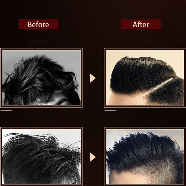 Retro Hair Oil Pomade Strong Restoring Pomade Long Lasting Hair