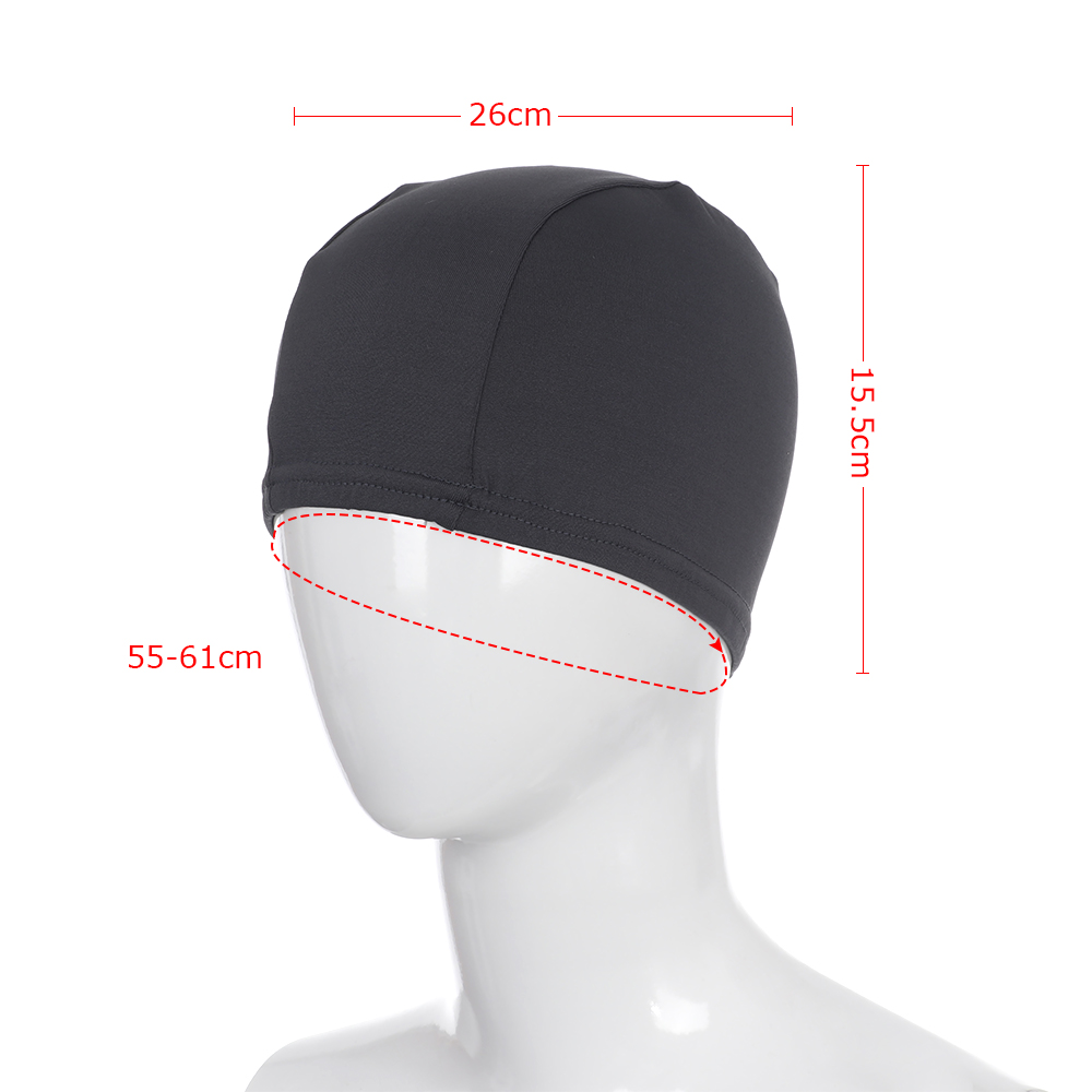 Outdoor Bike Bicycle Helmet Wear Anti-sweat Balaclava Headwear hats Cycling Cap.