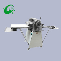 380mm Width Dough Sheeter dough tickness 0~40mm length 120mm