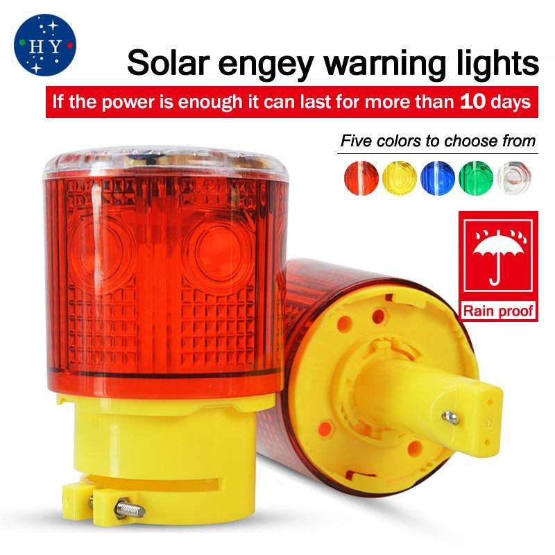 Solar Warning Lights/Fishing Boats  Light/Traffic Warning Obstruction Light /Tower Crane Warning LightS/Marine Lamp(China)