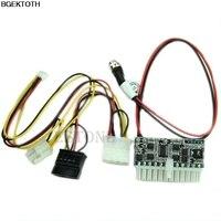 DC 12V 160W 24Pin Pico ATX Switch PSU Car Auto Mini ITX High Power Supply Module