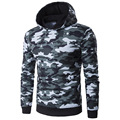 New women men hoodies hip hop camouflage sweatshirt New Camouflage Color Hoodies Gymshark Aesthetics Fitness Leisure Hoodies