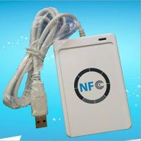 Lector y escritor de tarjetas inteligentes, NFC, sin contacto, ACS ACR122U, rfid, NFC, con sdk en inglés y demostración