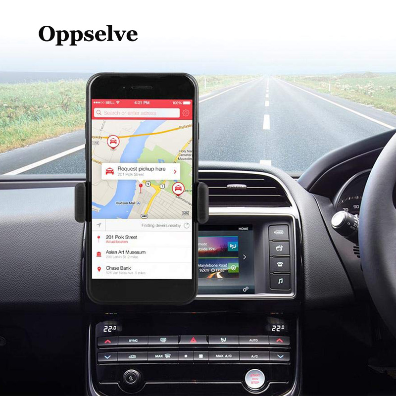 Universal Car Phone Holder 360 Degree Adjustable Air Vent Mount Holder Stand For IPhone 8 X 11 Xs Samsung S9 Soporte Movil Stand
