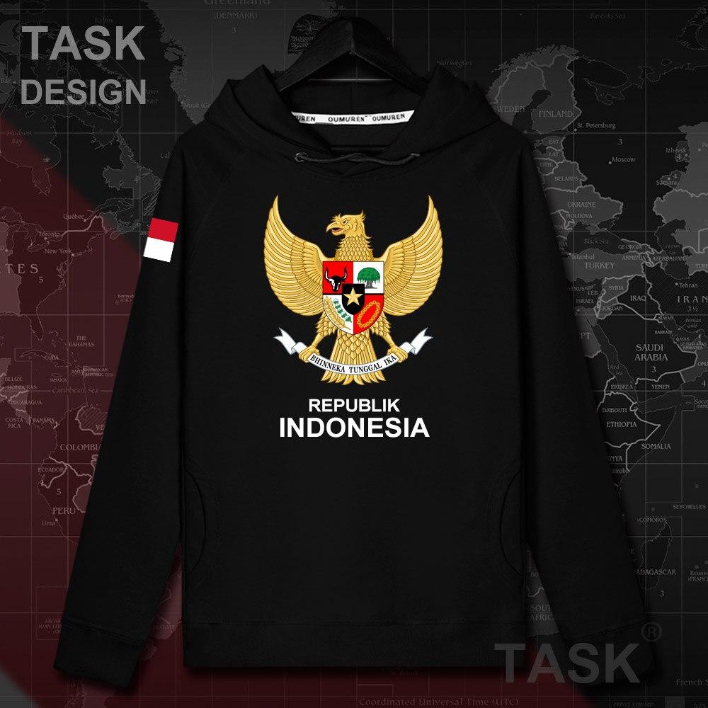 Indonesia Indonesian IDN ID Mens Nation Coat Hoodie Pullovers Hoodies Jerseys Men Autumn Sweatshirt Thin Streetwear Clothing 20
