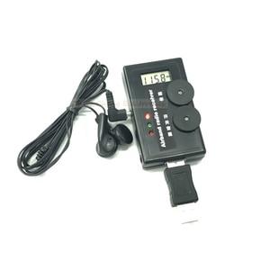 Image 2 - 110 140M Digital Display Air band radio receiver Airband Radio Receiver aviation band receiver for Airport Ground + headphone