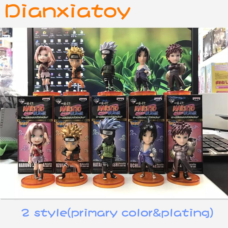 Anime Naruto dainanahan kakashi sakura sasuke Gaara Anime peripheral collection for Anime lovers friends Dianxiatoy naruto sakura kakashi sasuke anime kawaii acrylic keychain pendant