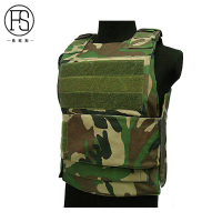 Military Molle Carrier Combat Vest Tactical Hunting Shooting Airsoft Sport Protection Vests Armor Plate Carrier Vest
