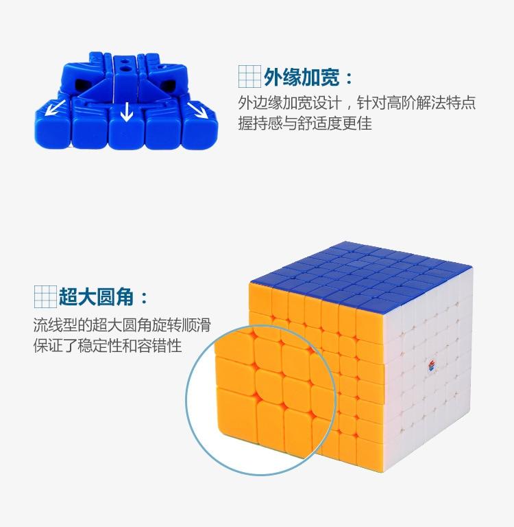 yuxin hays cube 09