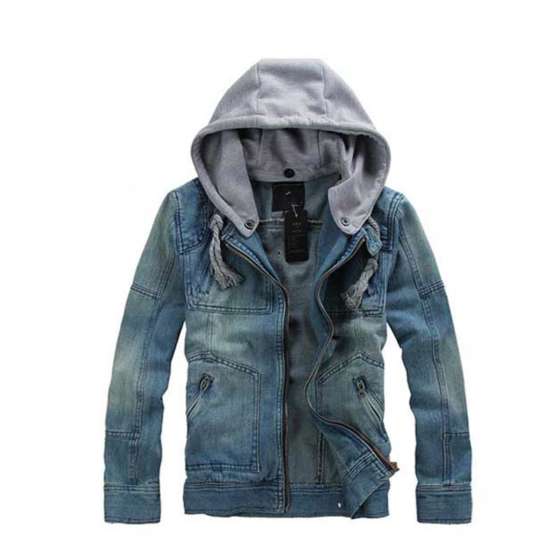 Popular Jean Jacket Hoodies-Buy Cheap Jean Jacket Hoodies lots ...
