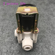 Water purifier wastewater solenoid valve pure water machine adjustable wastewater solenoid valve 24v universal