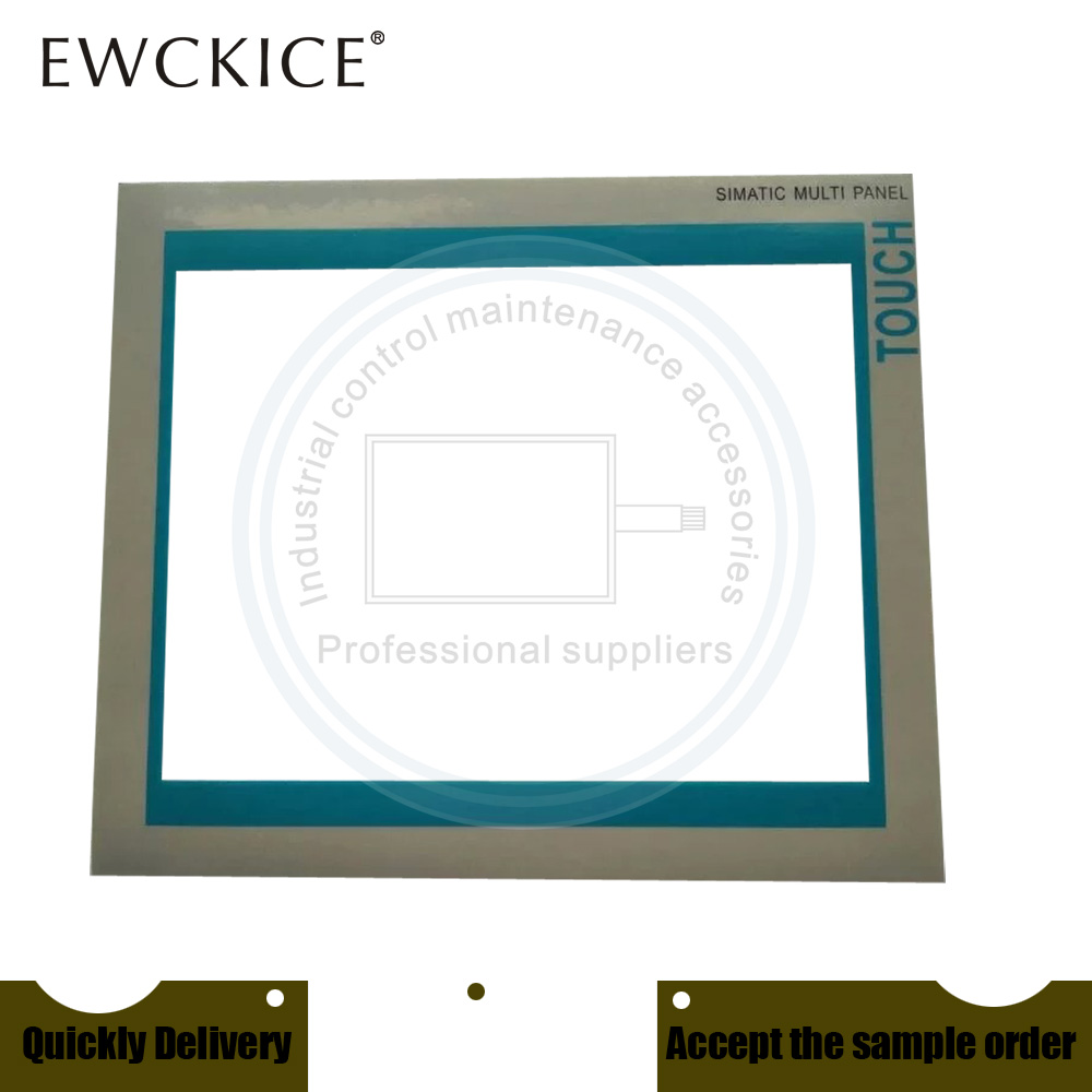 NEW 6AV6545-0DB10-0AX0 MP370-15 6AV6 545-0DB10-0AX0 HMI PLC Front label Industrial control sticker