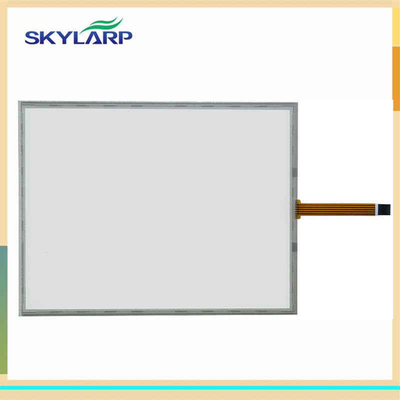 original 17 inch 5 wire Resistive touch screen 355mm*288mm panel digitizer For Industrial equipment screen + USB driver board 17 5