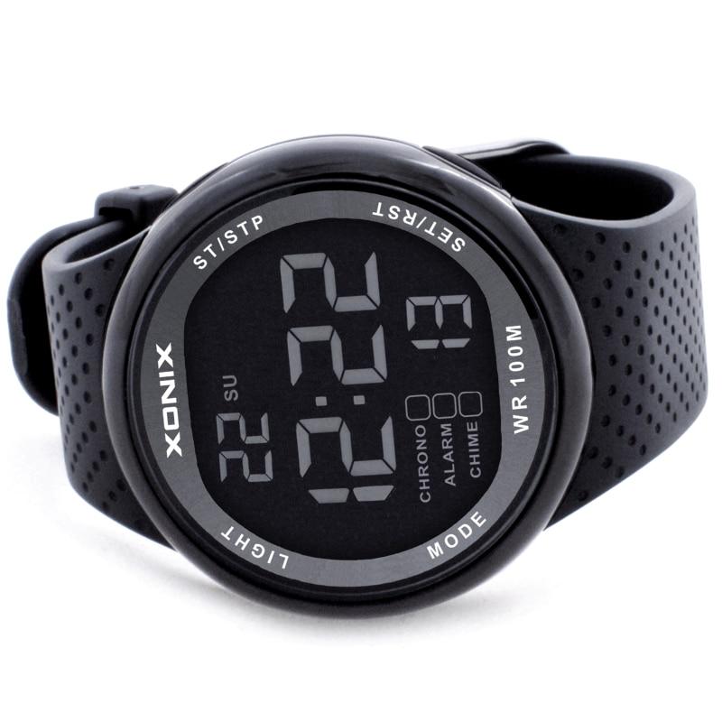 Herrenuhren Mode Männer Sport Uhren Wasserdichte 100 M Outdoor Spaß Digitale Uhr Schwimmen Tauchen Armbanduhr Reloj Hombre Montre Homme Digitale Uhren