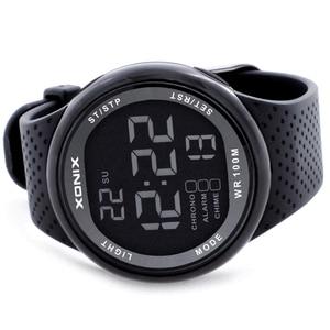 Image 3 - Hot!!! Mode Männer Sport Uhren Wasserdichte 100m Outdoor Spaß Digitale Uhr Schwimmen Tauchen Armbanduhr Reloj Hombre Montre Homme