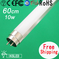 2pcs 85-265V LED Tube T8 600mm 10W 2ft LED tube bulb Lamp LED Light LED Tube T8 2835SMD 60cm tube lighting Cold White/Warm White
