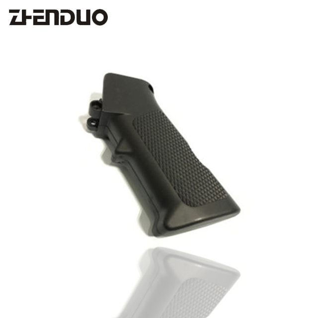 US $11 63 |ZhenDuo Toys 1Pc JinMing 8th M4A1 Toy Gel Ball Blaster Gun  Handle Grip Magazine Clip Accessories -in Toy Guns from Toys & Hobbies on