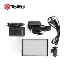 Tolifo эксклюзивный PT-15B комплект ультра тонкий светодиодный свет комплект для Зеркальные фотокамеры с Батарея Зарядное устройство и Другие аксессуары