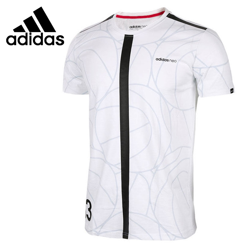 Original New Arrival 2017 Adidas NEO Label Men's T-shirts short sleeve Sportswear original new arrival 2017 adidas neo label graphic men s t shirts short sleeve sportswear