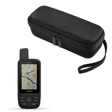 Portable Carrying Protect Pouch Protect Case for Garmin GPSMap 66s 66st 62 63 64 (s sc st) Accessories 1 inch ball with cell phone holder for garmin gps 62 62s 62 sc 63 64 cardle for ram mounts