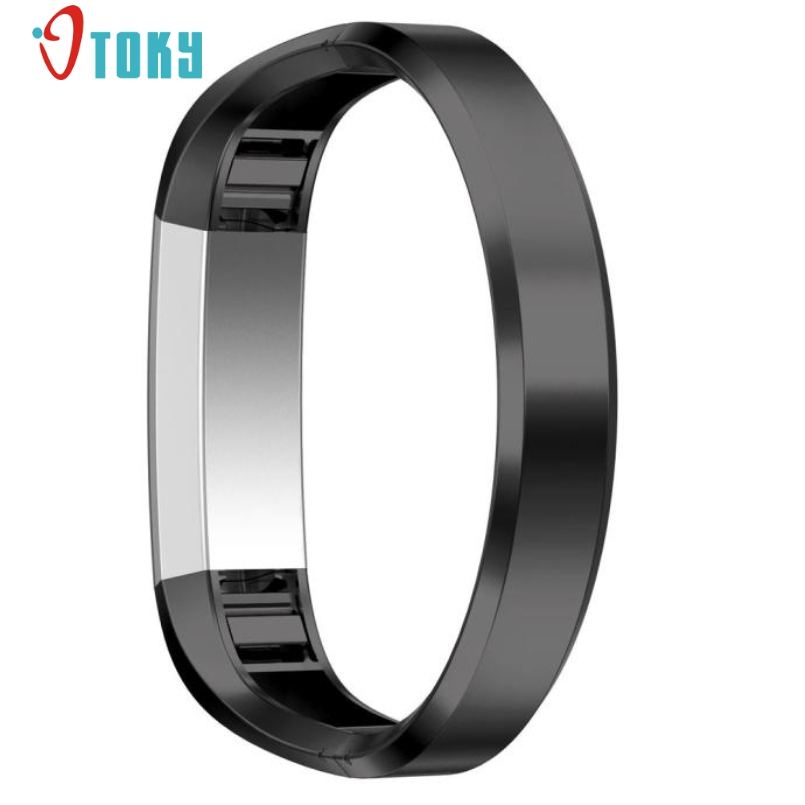 Excellent Quality Brand Luxury Stainless Steel Watch Band Wrist Strap For Fitbit Alta Smart Watch Tracker Watch Accessories