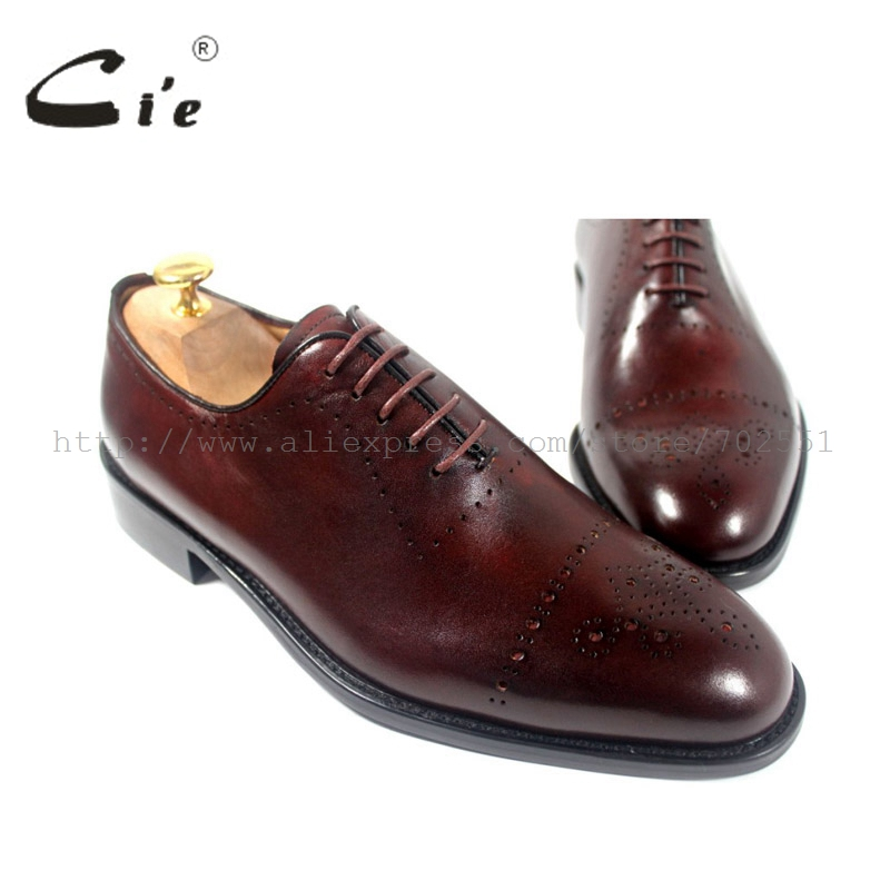 cie Free Shipping Bespoke Custom Handmade Genuine Calf Leather Mens Oxford Shoe Color Brown Lacing Patina No.OX178 adhesivecie Free Shipping Bespoke Custom Handmade Genuine Calf Leather Mens Oxford Shoe Color Brown Lacing Patina No.OX178 adhesive