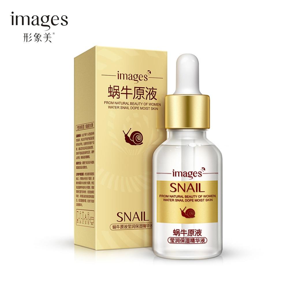 Beauty & Health 20ml Snail Vitamin C Original Essence Oil Liquid Serum Anti-aging Moisture Whitening Vc Essence Oil For All Skin Types Skin Care Elegant Shape