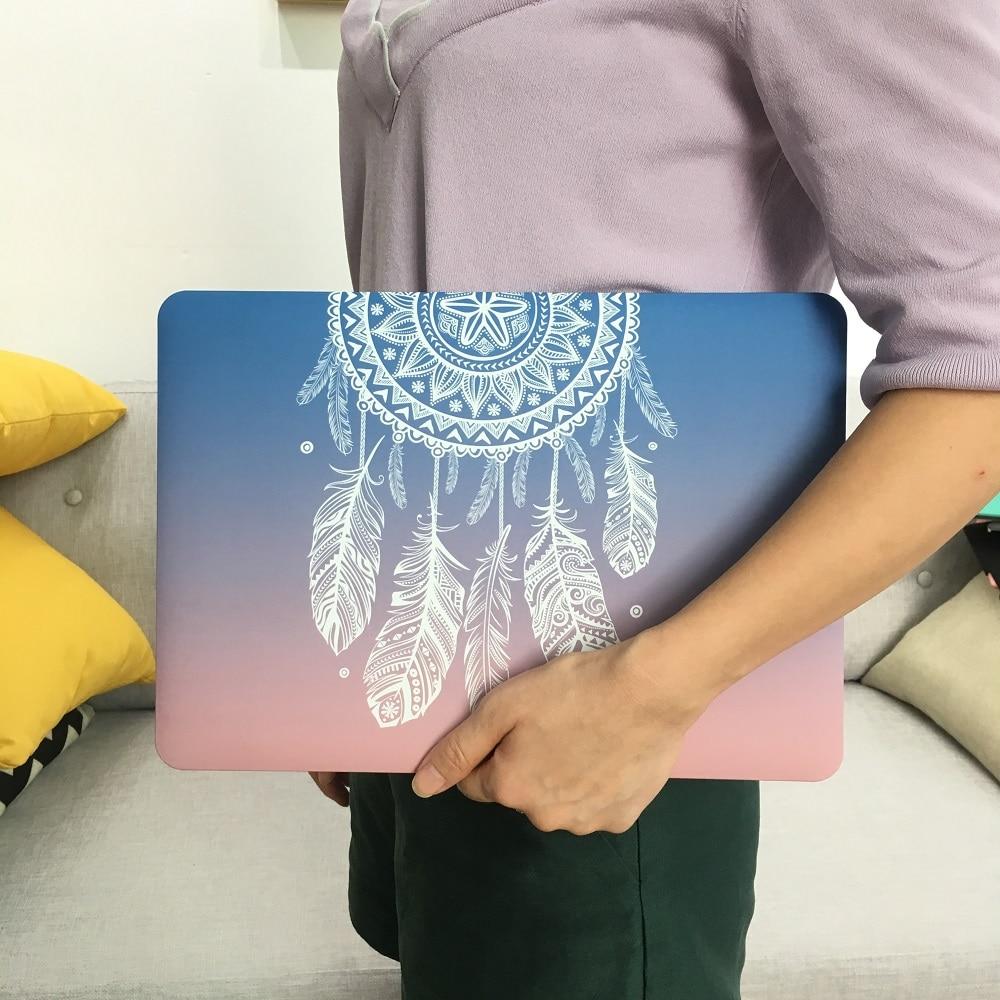 Estuche rígido de plástico con cubierta de teclado para MacBook Air - Accesorios para laptop - foto 5