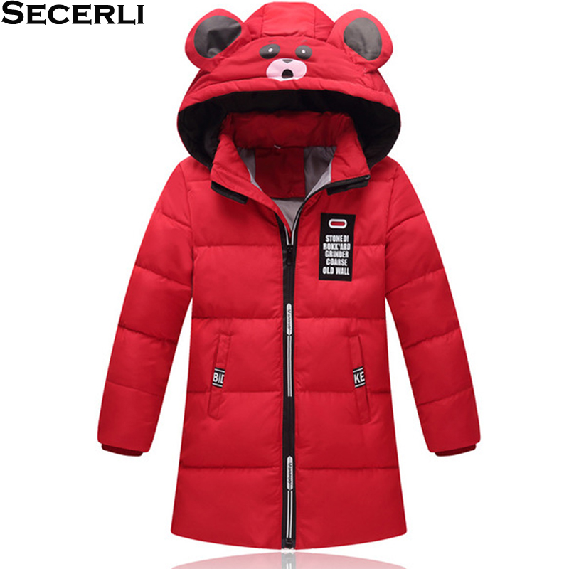 2018 New White Duck Down Girls Boys Winter Jacket Hooded Warm Children Kids Winter Jacket Long Sleeve Girls OutWear 3 to 8 Years new fashion warm winter spring jacket men long sleeve zippers olive green and navy outwear loose men pakas a3744