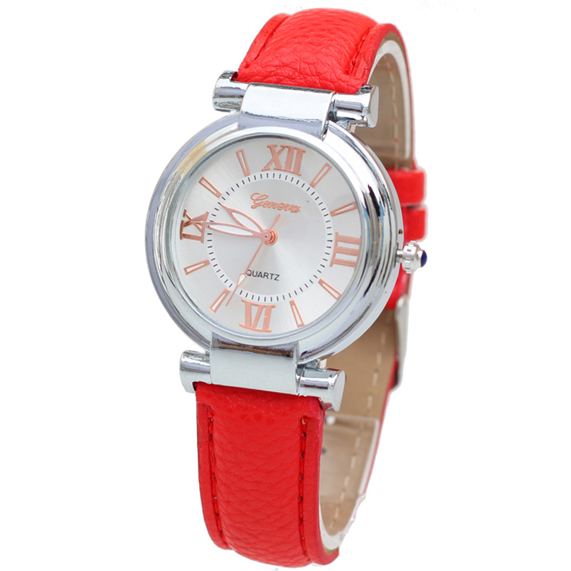 ︻high-quality 8 color women ⓪ watches watches fashion ...