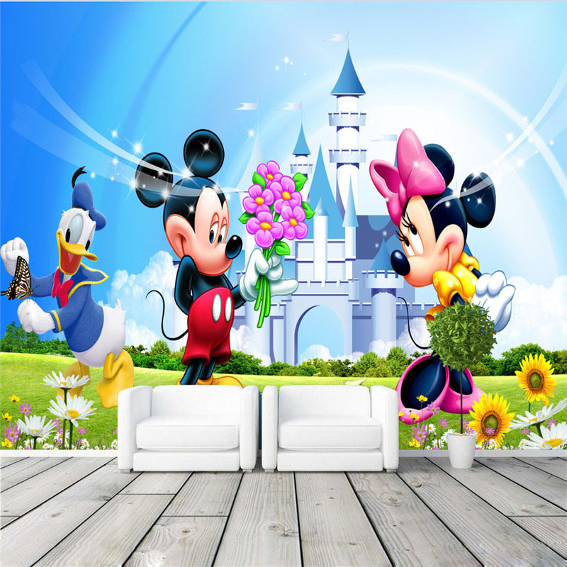 Lovely Mickey Amp Minnie Wallpaper Cartoon Photo Wallpaper