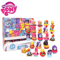 My Little Pony Toys Figure Set Cutie Mark Crew Mini Pony Doll Friendship is Magic Rainbow Dash Twilight Sparkle Model Dolls Gift