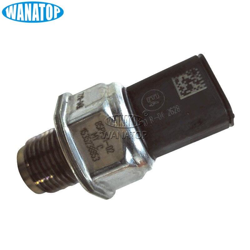 New Oem Oil Pressure Sensor For 12573107 Gmc Sierra Savana: New Oil Fuel Rail Pressure Sensor OEM 85PP51 02 1528923653