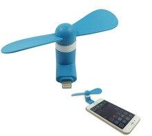 Портативный Мини-Вентилятор USB Охлаждения 5 В Вентилятор Мини Карманные Гаджеты для IPHONE Путешествия Мини Вентилятор Охлаждения USB Электрических Устройств С пакет