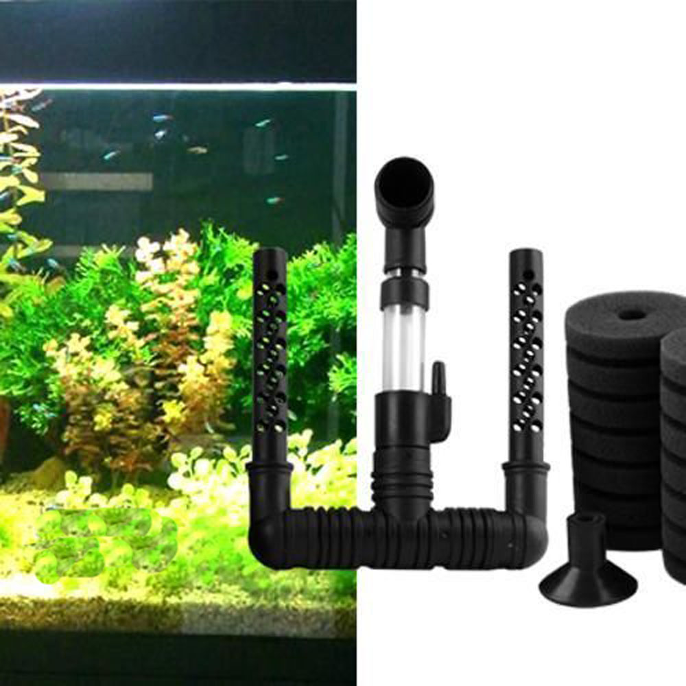 Aquarium fish tank online shopping - Aquarium Fish Tank Super Biochemical Bio Sponge Filter For Fish Tank Decoration 15 14 5