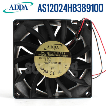 NEW ADDA AS12024HB389100 12038 24V 2.10A high air volume cooling fan