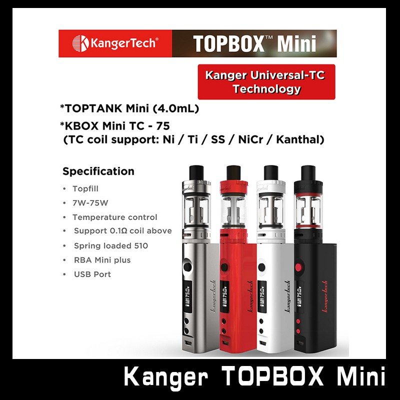Kanger TOPBOX Mini