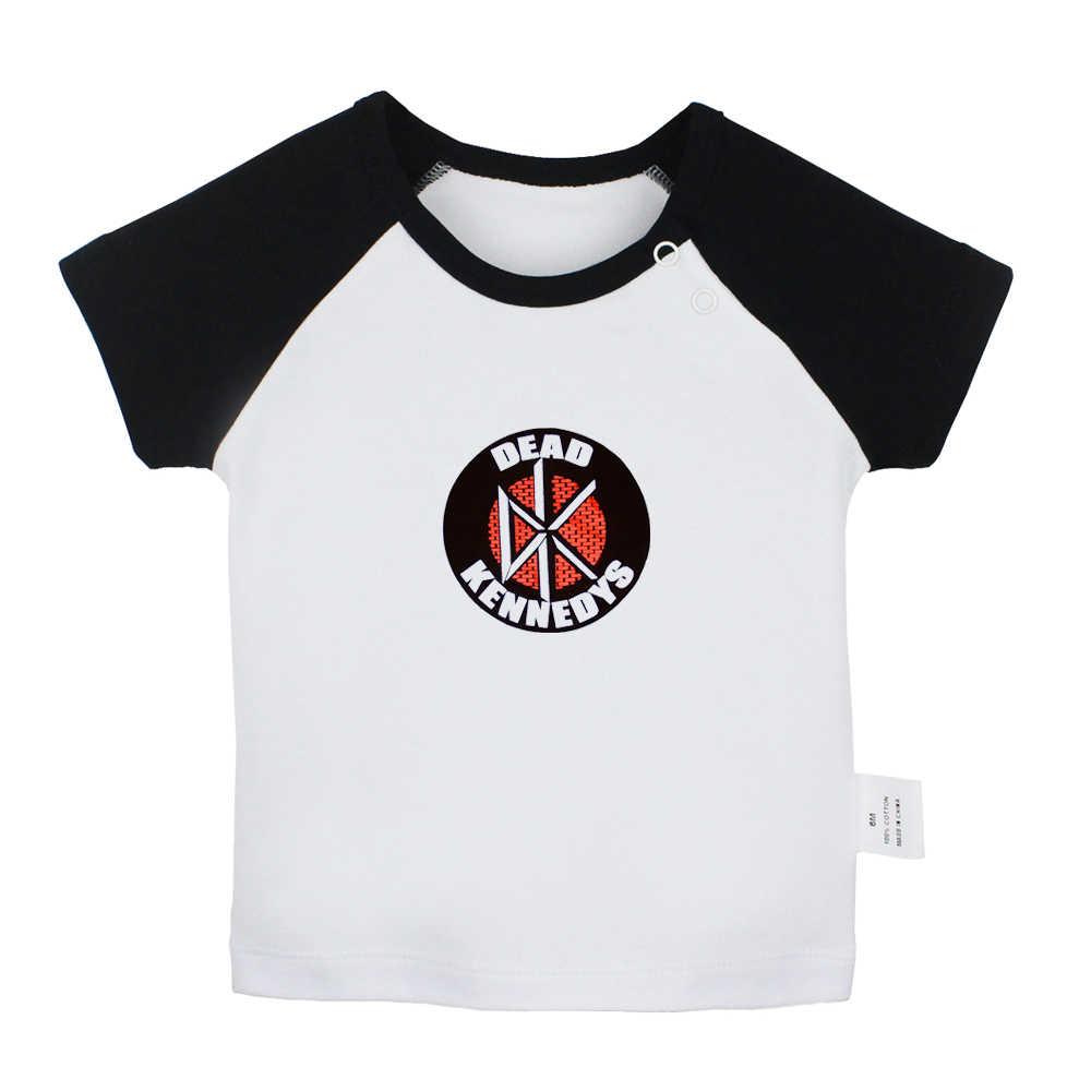 Dead Kennedys, панк-рок, Bring me The horizon Band, bap, концертные футболки для новорожденных, футболки с короткими рукавами для малышей