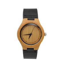 new arrival bamboo Wood Watch for womens with Japan MIYOTA 2035 Movement For wifes Gifts In a Box