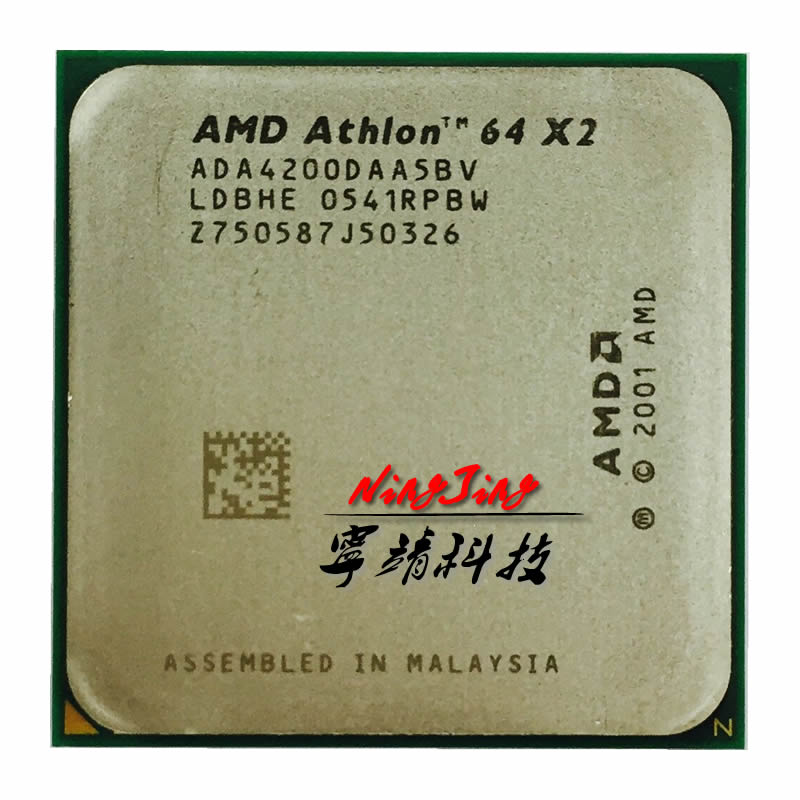 AMD Athlon 64 X2 4200+ 2.2 GHz CPU Processor ADA4200DAA5BV ADA4200DAA5CD Skt 939-in CPUs from Computer & Office on AliExpress - 11.11_Double 11_Singles' Day 1