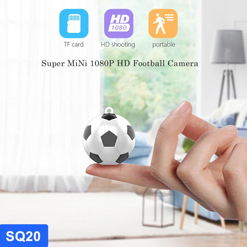 Sq20 Fußball Mini Kamera 1080 P 2mp Motion Erkennung Camcorder Action Dv Sport & Action-videokamera Sport & Action-videokameras