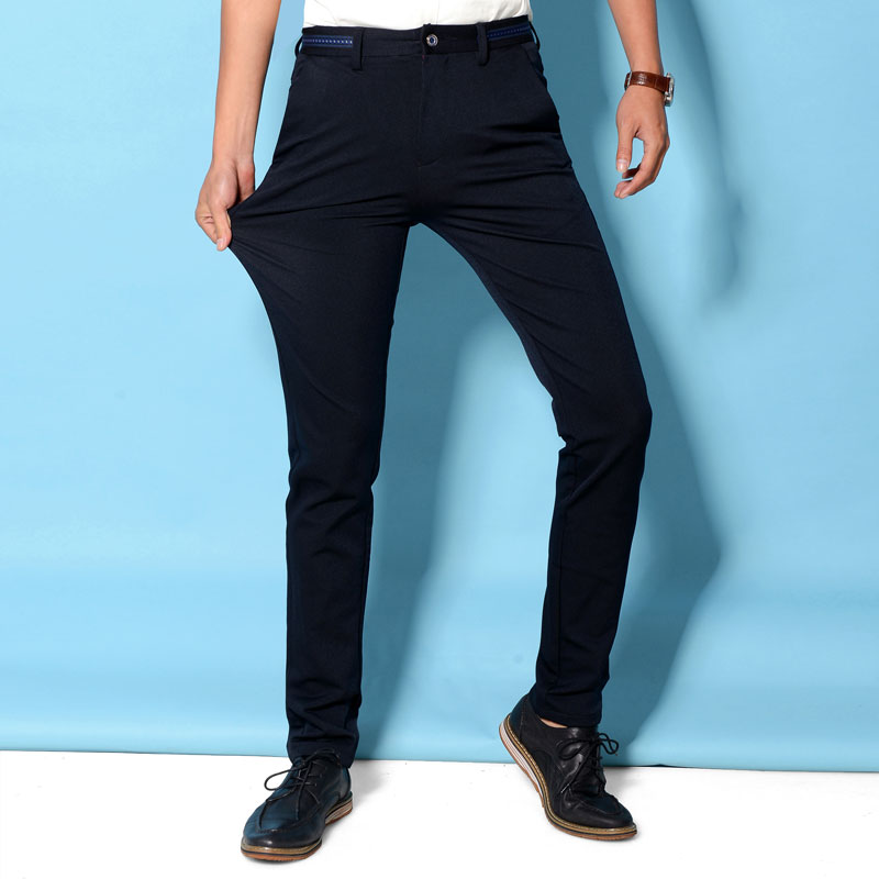 Compare Prices on Black Dress Pants for Men- Online Shopping/Buy ...