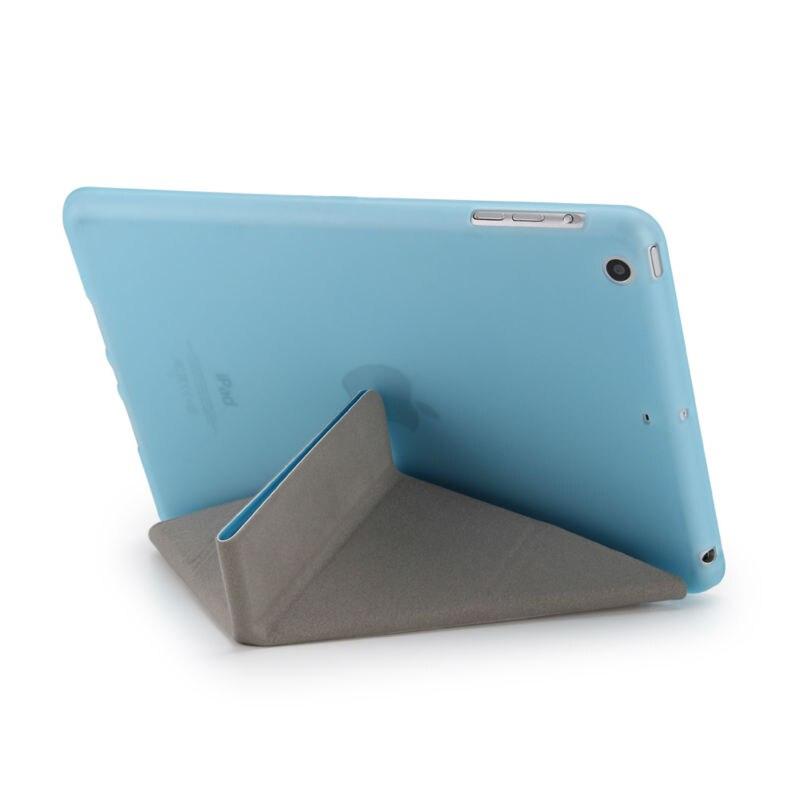 Lepo zaščiteno prožno mehko tpu silikonsko hrbtno torbico za - Dodatki za tablične računalnike - Fotografija 5