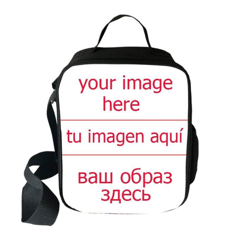 Bag Para Meninas Meninos Crianças Piquenique Sacos